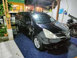 Nissan Grand livina 2011 Bensin