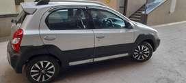 Toyota Etios Cross 2015 Diesel vd
