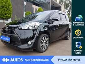 [OLX Autos] Toyota Sienta 2016 1.5 V A/T Bensin Hitam #PJM