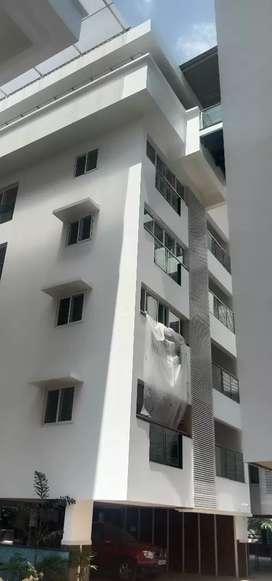 KADRI 3bhk brand new semi furnished flat for rent