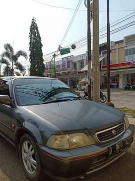 Honda City 97 Warna Abu-abu