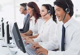 Requirements for BPO telecaller, call centre