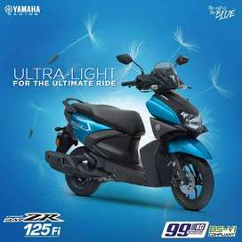 New Yamaha Ray-ZR at Rs.7999/- Down Payment only