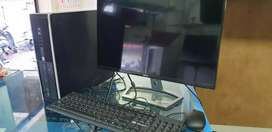 Amazing Branded dual core CPU with monitor