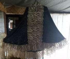 mukena kombinasi renda burkat