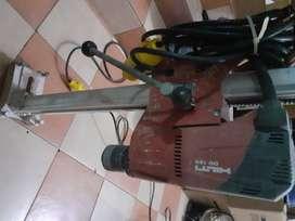 Mesin Coring Hilti DD120