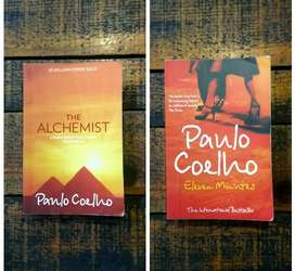 The Alchemist and Eleven Minutes by Paolo Coelho (Book combo)