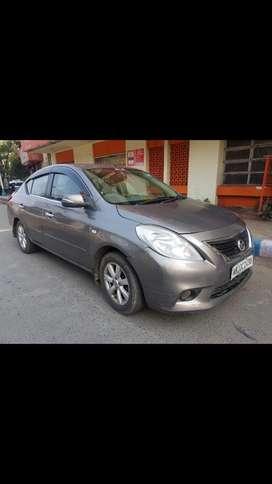Nissan Sunny 2012 Petrol Good Condition