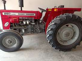 Tractor 260