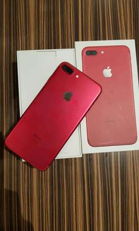 iPhone 7 plus 32GB bill box headphone charger good condition very