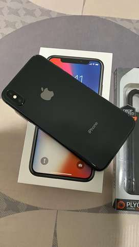 Dijual Iphone x 64gb space grey