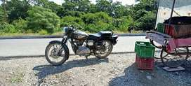 RE Bullet 350 with disc brake and Abs