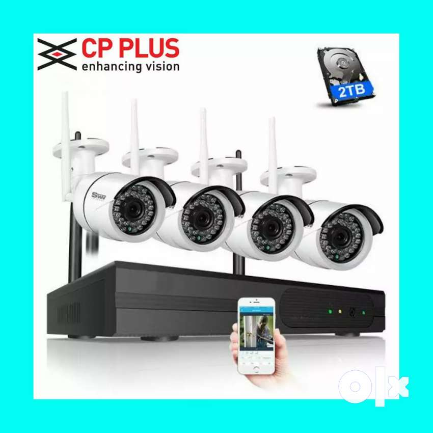 sale Offer New Cctv Cameras Full Hd Setup And Installation 0