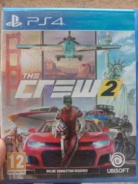 The Crew2 Ps4 Disk  kerala