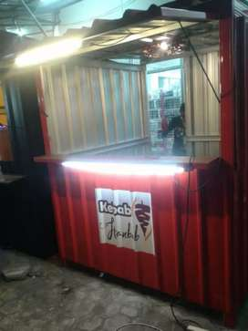 Booth Gerobak Container jogja 2
