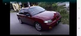Jual Hyundai Accent GLS 2001 Manual.