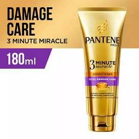Pantene Conditioner 3 Minutes Miracle Quantum Total Damage Care 180 ml