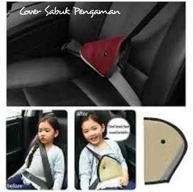 Cover sabuk pengaman anak