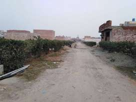 6 Marla Commercial Plot For Sale On Installment Base