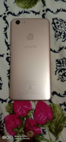 Vivo v7 gold color