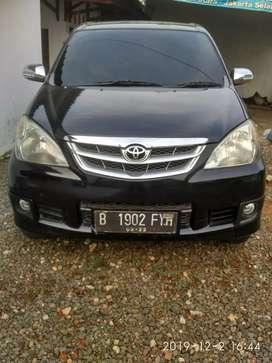 Dijual Toyota Avanza G Manual Th 2010