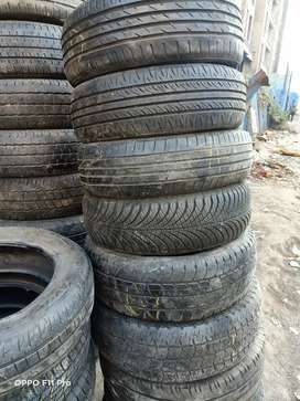 USED TYRES WITH GUARANTEE