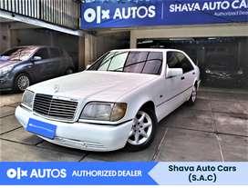 [OLXAutos] Mercedes Benz S320L 1998 AT Bensin Putih #Shava