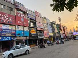 Shop for rent model town sarabha nagar brs nagar
