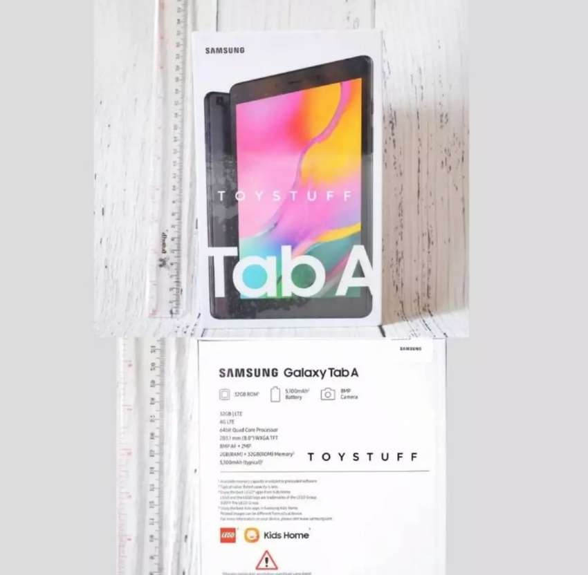 Samsung Galaxy Tab A 8 2019 black tablet Samsung 2GB RAM 32GB bandung