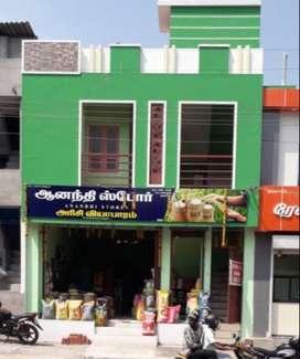 New building, 1st floor, above Anandhi stores, kottar