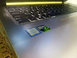 Asus N580V i7 Kabylake HQ 1TbHdd Ssd128Gb Nvidia GTX 1050 Garansi 2020