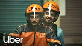 Come join Uber Moto and earn Extra!