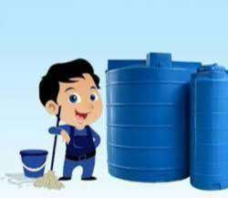 Water Tank and Sump cleaning services