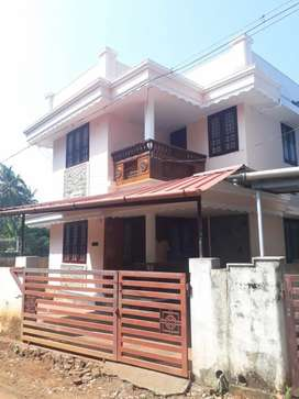 1350 Sq ft House  /3BHK/3.25 Cents /45 Lakhs / Kolazhy Thrissur