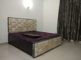 1Bhk fully furnished builder Floor available for rent in sushant lok 1