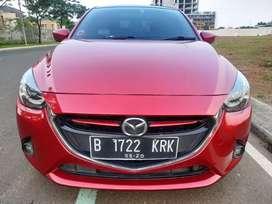 Mazda 2 GT 2015 Skyactiv Merah