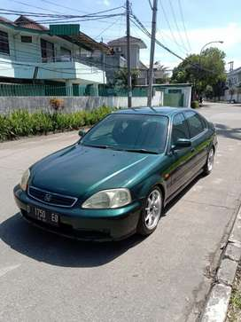 Honda Civic Ferio manual 2000