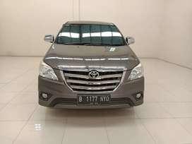 Toyota Kijang Grand Innova G 2.0 Matic 2015 (langka)
