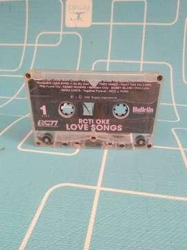Kaset Pita Rcti OK Love Songs Original