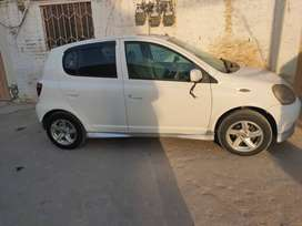 Manual vitz, 2013 registered, a1 engine and suspension,