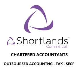 Outsourced Accounting / Bookkeeping Service