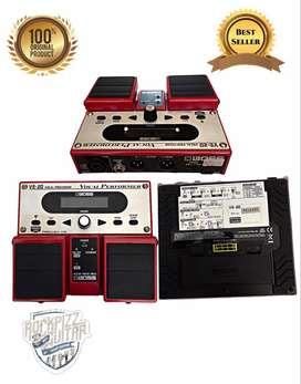 BOSS VE-20 Vocal Performen Effects Pedal