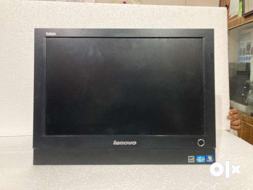 Lenovo AIO CORE I3 3rd gen cpu sale -13500/-