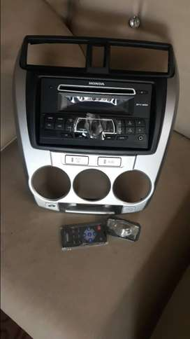 Honda City Original Cd / Audio Player with Panel