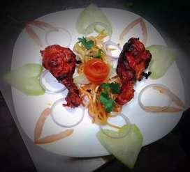 Tandoor and Biryani cook