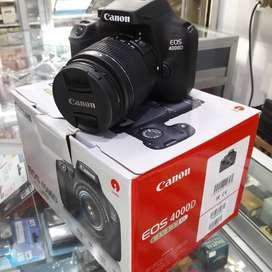 Kamera Canon Eos 4000D Capture III
