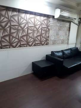 2bhk flat fully furnished sect 2