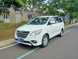 Kijang Inova G 2.5 diesel 2014 AT