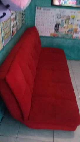Sofabed Besar (kondisi bagus,mau pindahan)