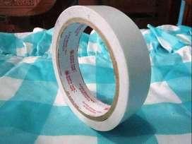Lakban Kertas (Double Tape merk Tachimita/ Surya) - Harga 1 dus
